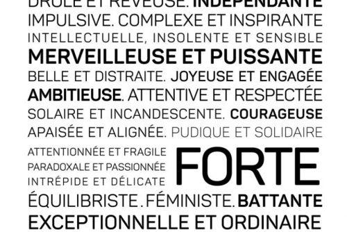 Chloé Prestige FULL SUPPORT la journée des droits de la femme